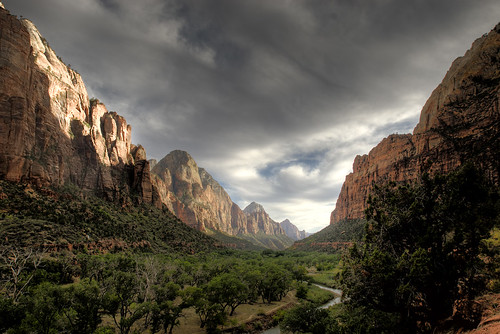 Zion Valley par OneEighteen