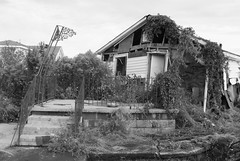 Detached House (Jane Whitworth) Tags: neworleans nola rebuilding ninthward