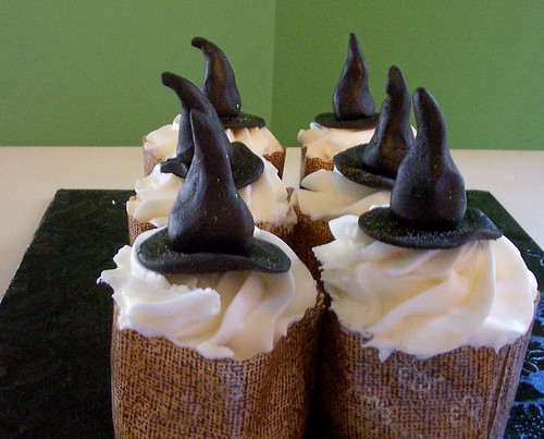 Witch Hats For Cake