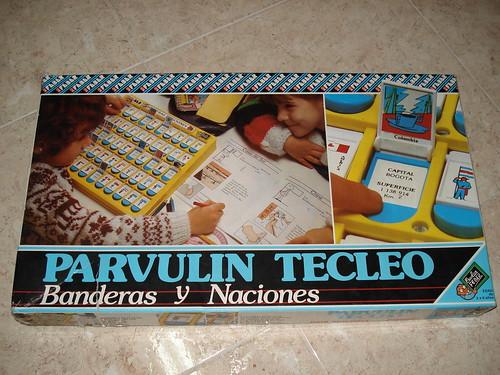 Parvulín Tecleo