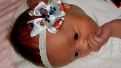Hannah Says War Eagle!