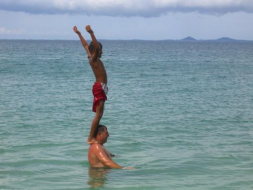 Shoulder Dive