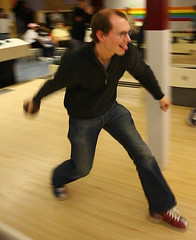 My Bowling Face