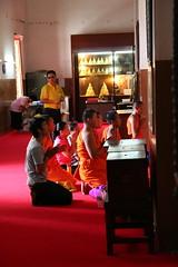 IMG_3205 (@nn) Tags: thailand bangkok lopburi ayutthaya  krungthepmahanakhon krungthep buddistmonk   phranakhonsiayutthaya