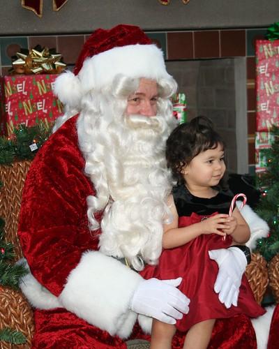 Swee'Pea & Santa