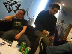 Gareth and Ben