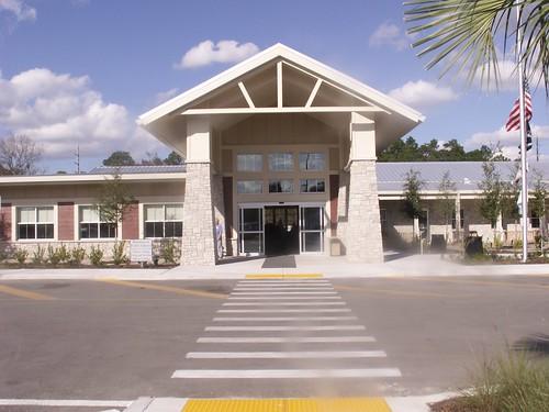 Homosassa Public Library 1