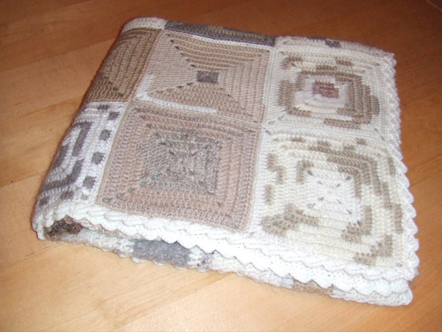 Blanket from Grandmother