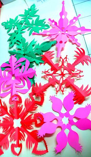 islandy snowflakes