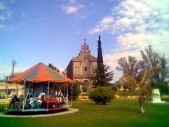 Plaza de Punta del Agua