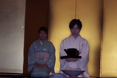 Geisha's Performing Tea Ceremony in Kyoto (Jeff Sheehan) Tags: tea geisha teaceremony kyotojapan