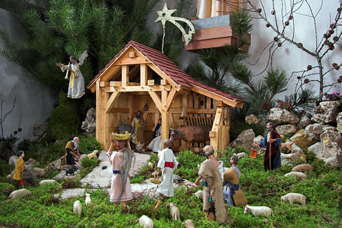 Christmas Cribs from all over the world
