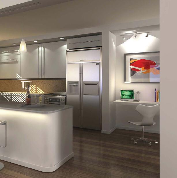 30 Pictures Condo Kitchen Design Ideas | Decorate Room ...