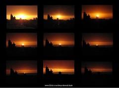 Pr-drops-do-sol (Drops de Realidade) Tags: sunset prdosol sequence sequncia
