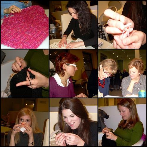 Stitch'n'bitch gennaio 2008