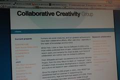 Colloborative Creativity Group