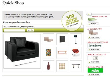 mydeco QuickShop