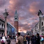 Piazza San Marco,Venezia, Italia
