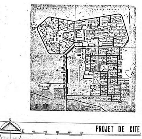 Projet de Cité (retenu)
