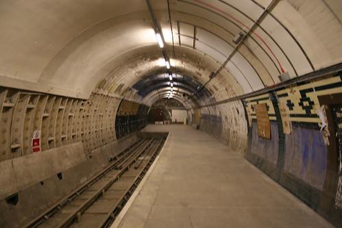 Abandoned Platform