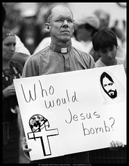 Who would Jesus Bomb?