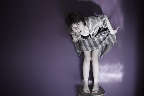 [フリー画像] 人物, 女性, ショートヘア, 201005241500