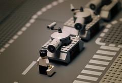 Tiananmen Square - LEGO