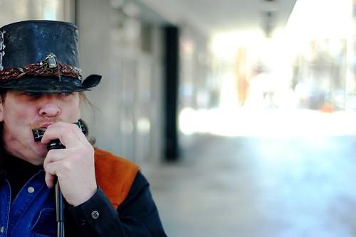 Harpman Hatter