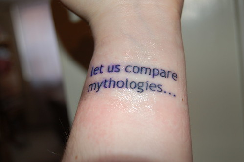New Text Tattoo | Flickr - Photo Sharing!