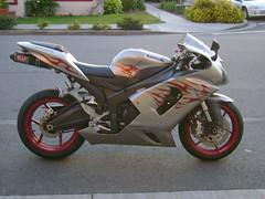 DSC00855 (henrii1) Tags: ninja 2006 kawasaki zx6r