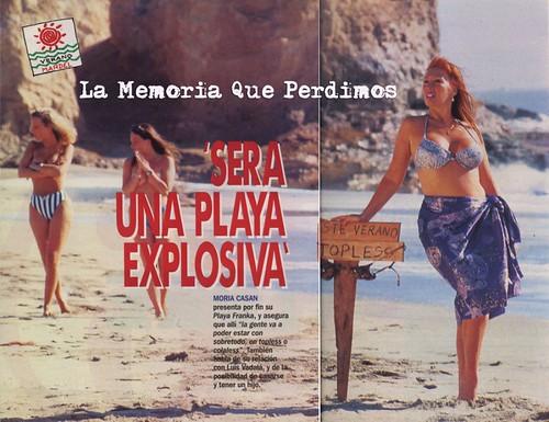 moria - playa franka 1994