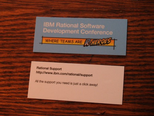 Rational Support Moo cards!! :-)