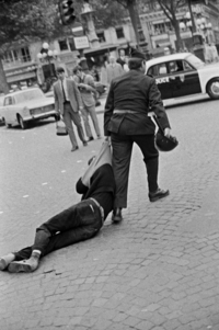serge hambourg, paris 1968