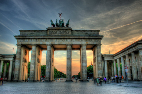 Brandenburger Tor (HDR)