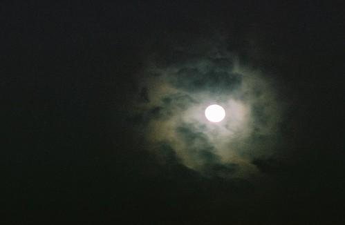 full moon over kigali