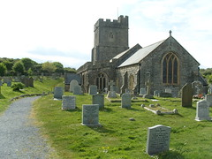 st marys church (Dave Bugden) Tags: uk england somerset stmaryschurch berrow breansands