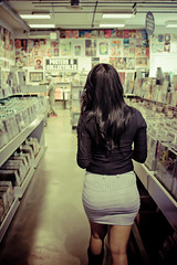 IMG_0707 (Ableleeskies) Tags: girls girl store record amoeba ableleeskies