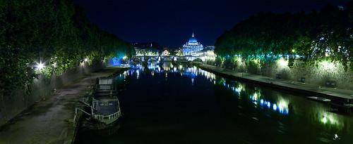 Tiber Night