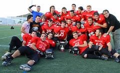 Final LNFAJr.Badalona Dracs-Murcia Cobras