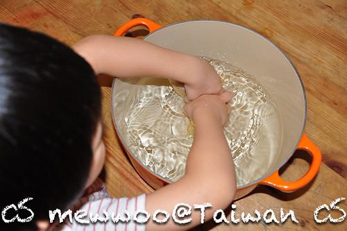 4. washing