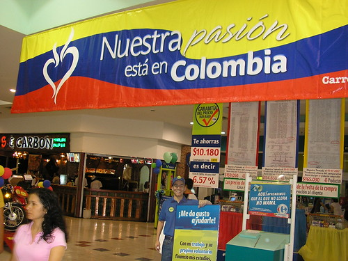 Colombia, nuestra pasion