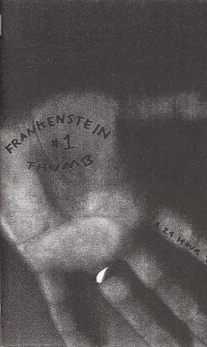 Frankenstein Thumb #1 by John Dalton