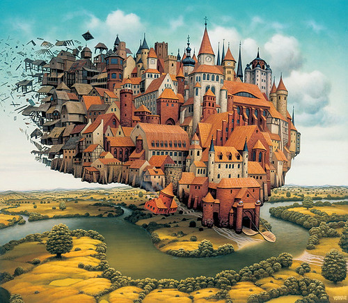 1579671903 ffc0816270 Surreal Art of Jacek Yerka