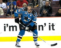 Joe Thornton (jelee_unleashed) Tags: hockey vancouver joe sanjosesharks thornton gmplace vancouvercanucks