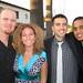 Randall, Amanda, Justin, and Sharaf