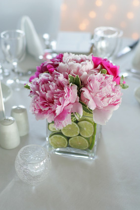 Inexpensive Wedding Centerpieces