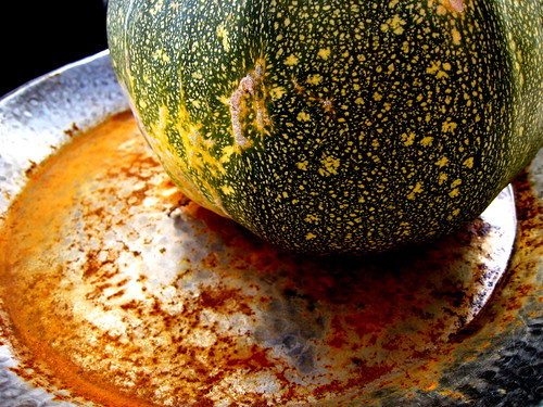 rusty pumpkin