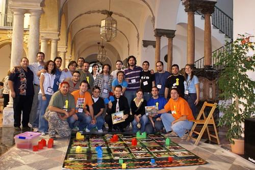 Reiner Knizia en Córdoba