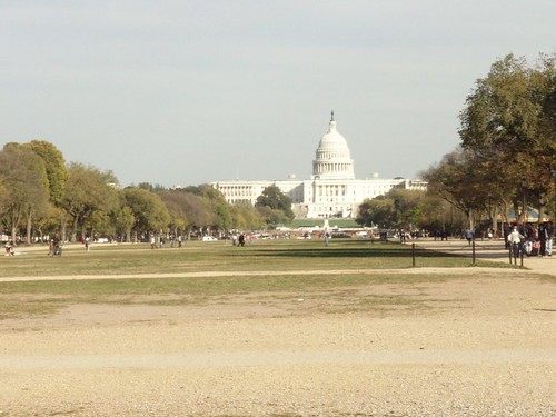 US Capitol and National Mall