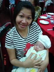 Mummy & Nathan